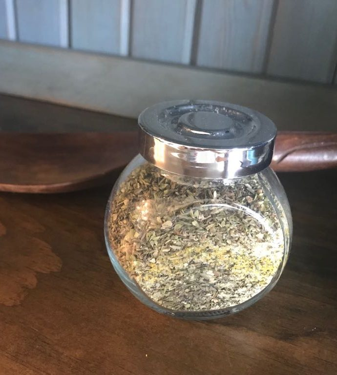 Homemade Greek Seasoning Recipe