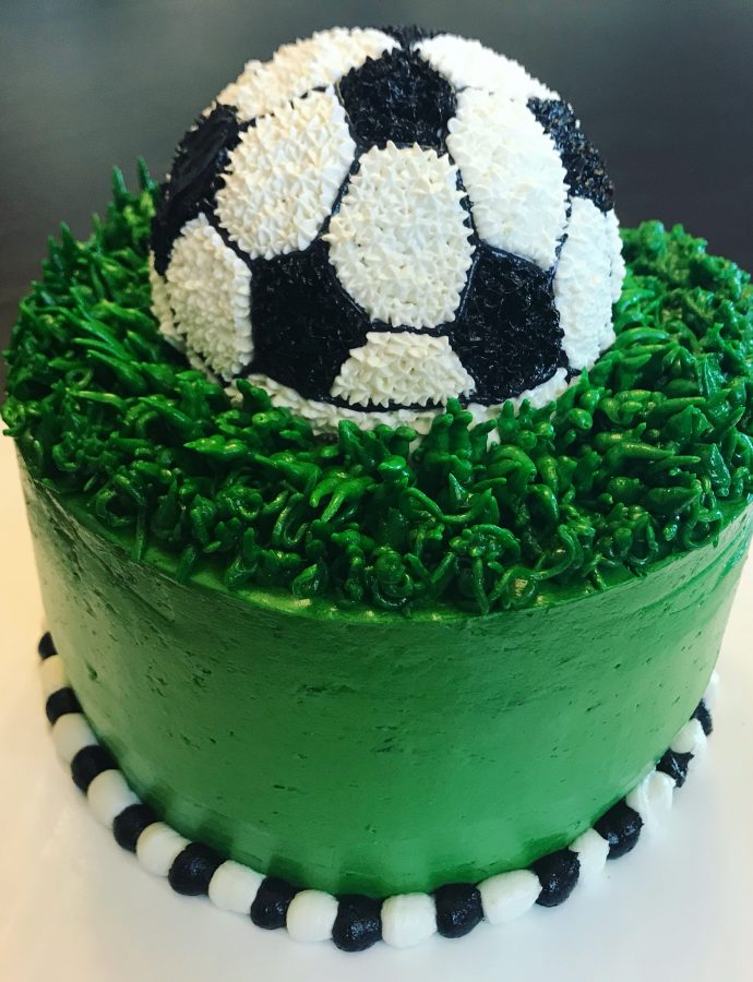 Soccer-Themed Birthday Party!