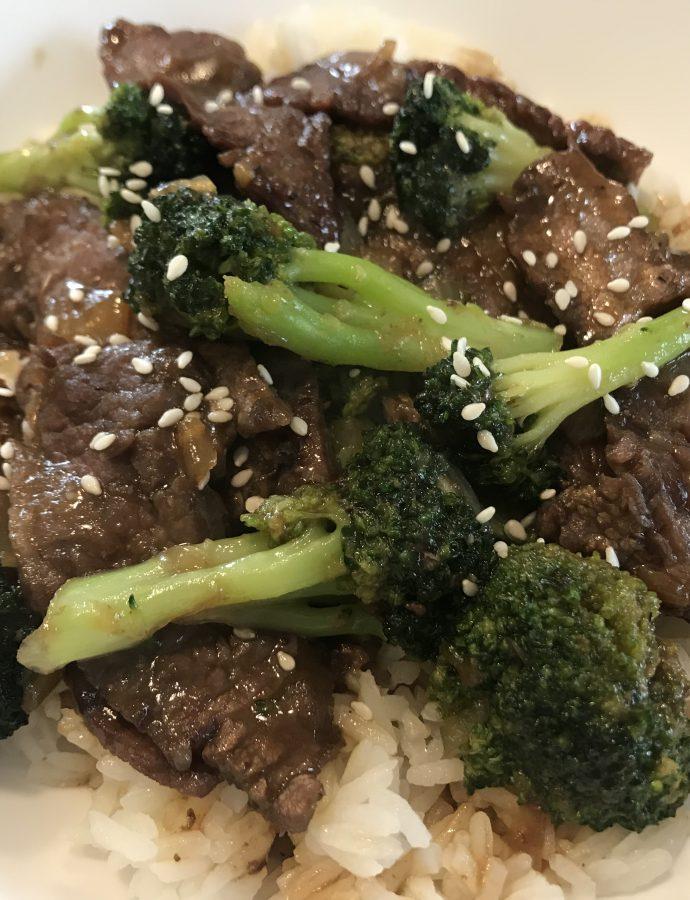 Beef and Broccoli Teriyaki Stir-Fry
