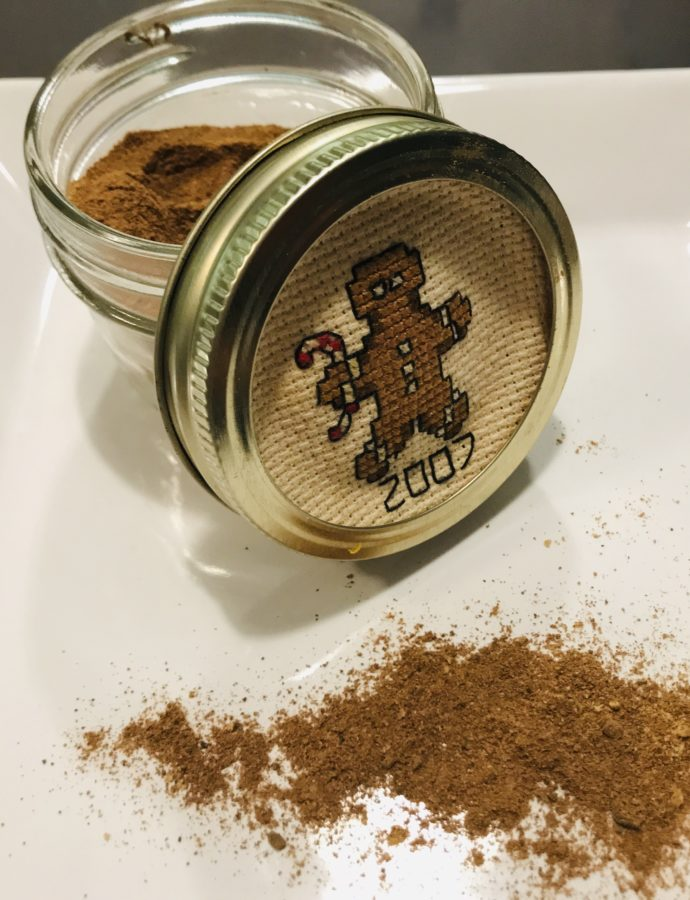 Homemade Gingerbread Spice Mix!