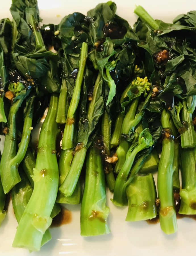Gai Lan (Chinese Broccoli)