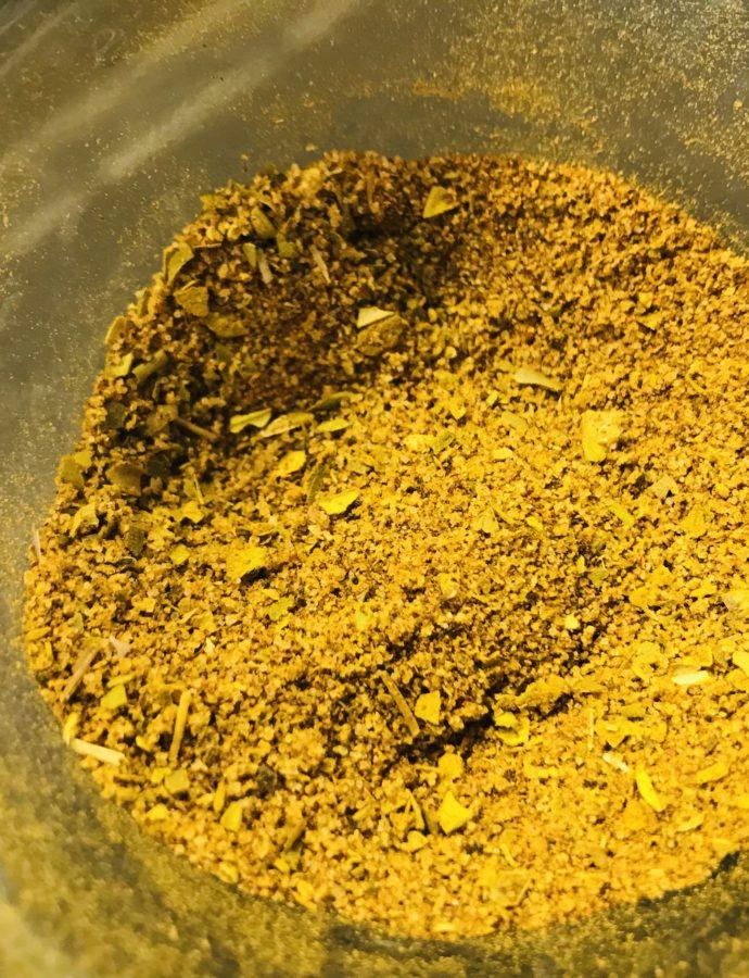 Homemade Filipino Adobo Spice Mix